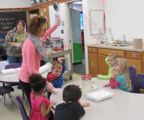 Augusta CDC - Teaching